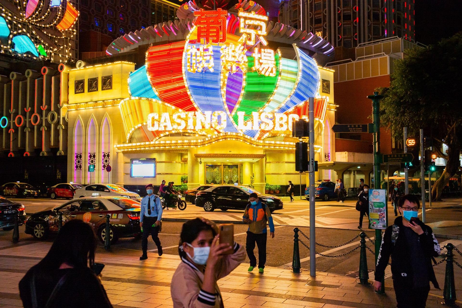 Casino Tourism And Its Economic Development-Macau
