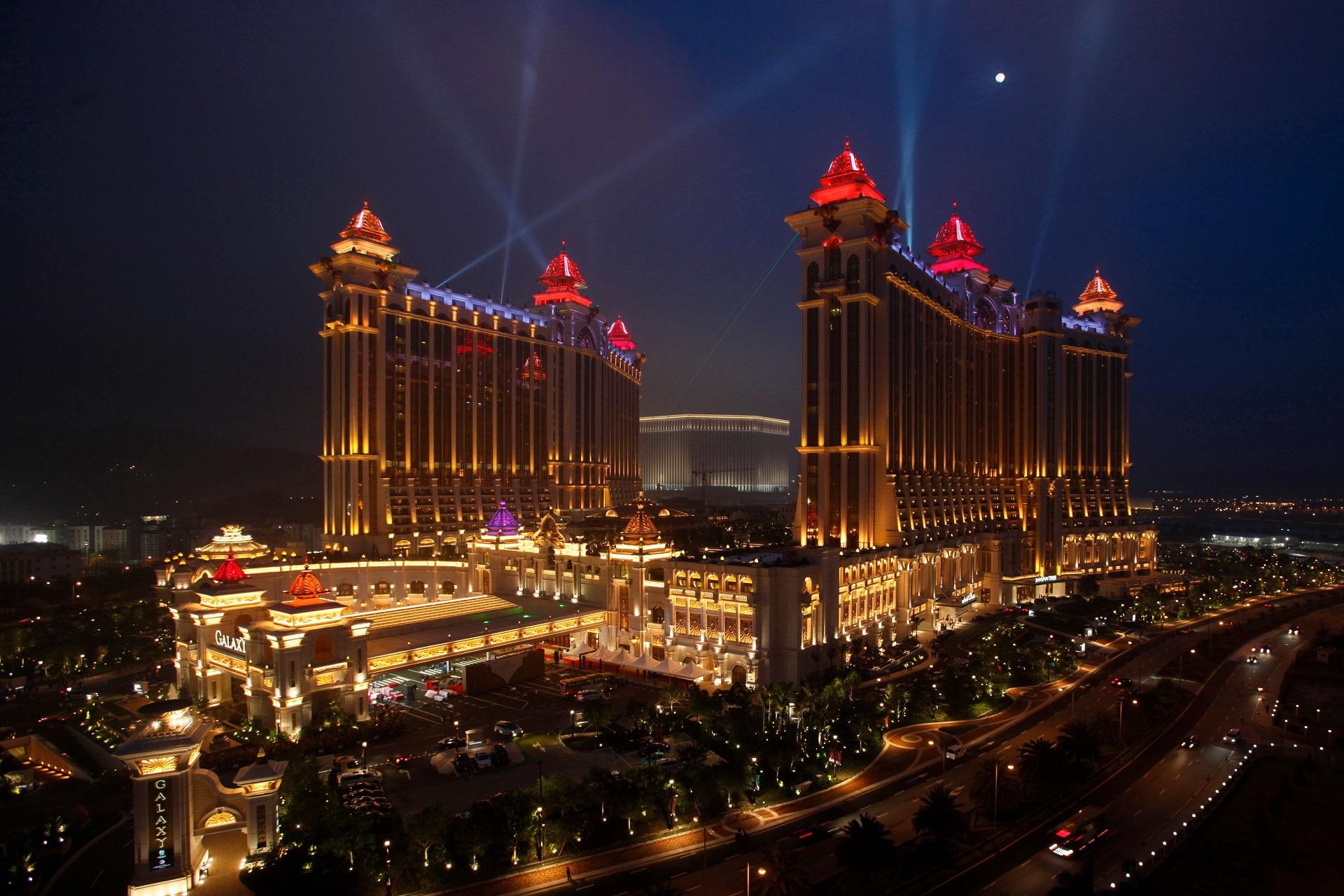 Top 5 cities of Casino tourism